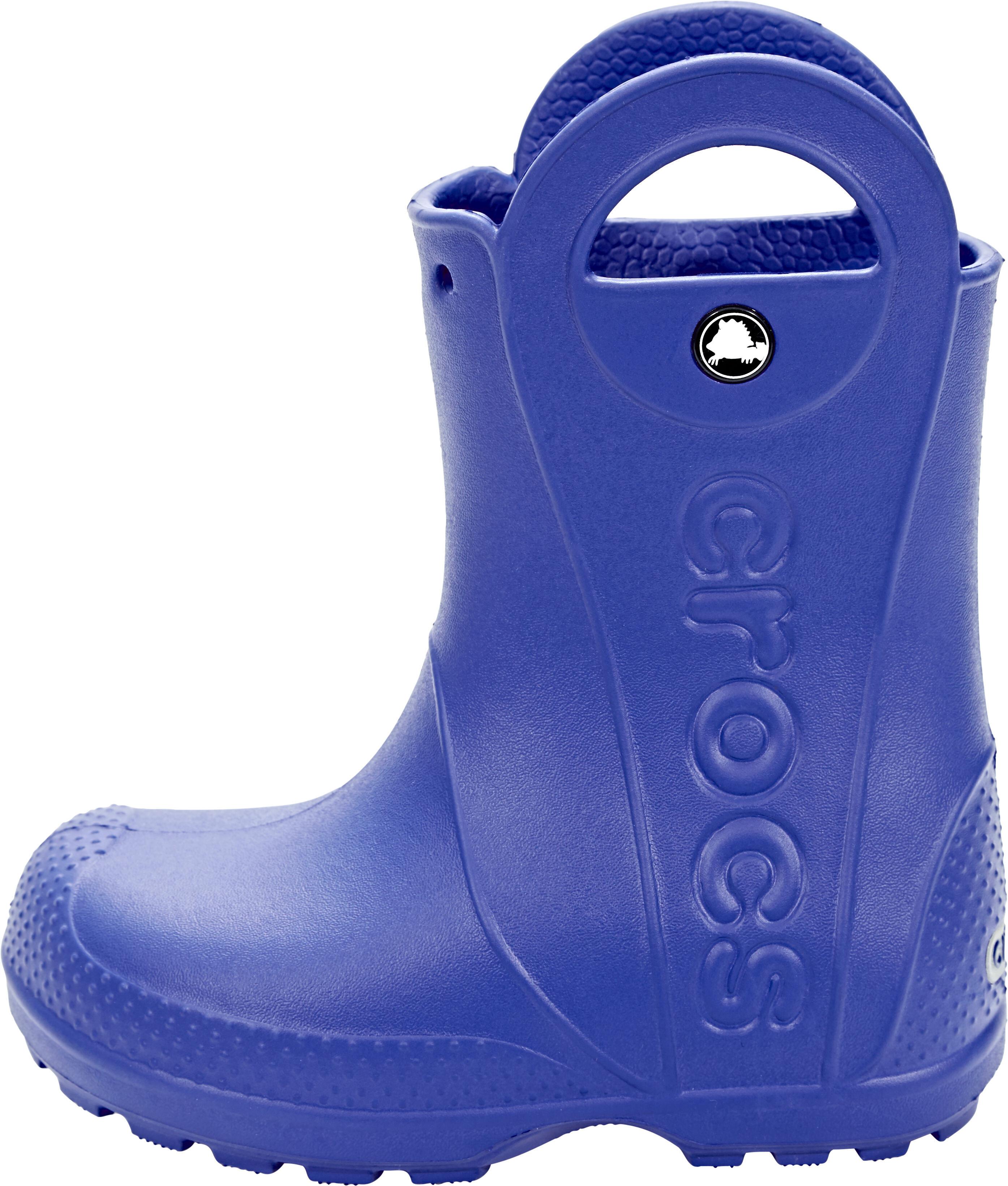 82b958e66a4 Crocs Handle It Gummistøvler Børn, cerulean blue | Find outdoortøj ...